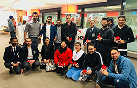 Blood Donation Camp in Auckland, New Zealand: June 20, 2019